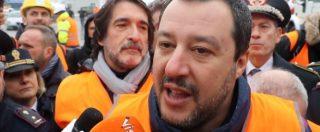 """Tav, Salvini: """"Prima si fa meglio è. Analisi costi-benefici? Non l'ho letta, ma M5s ha ragione: opera sovrastimata"""""""