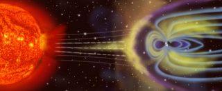 """Campo magnetico, lo studio su Nature: """"La vita sulla Terra rischiò di sparire. L'esperto Ingv: """"Salvata dal nucleo"""""""