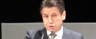 """Italia in recessione, Conte: """"Non c'è motivo di perdere la fiducia, sarà un anno positivo grazie a manovra espansiva"""""""