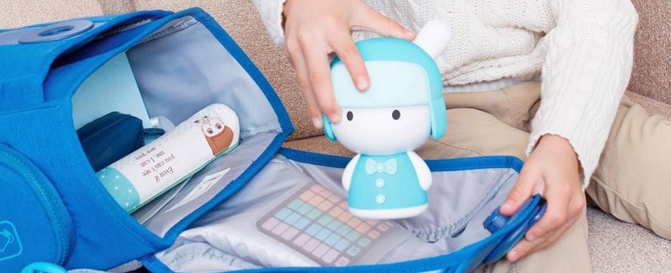 Xiaomi Mi Bunny Story Machine, il pupazzo cantastorie moderno ha anche Bluetooth