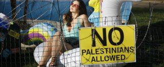 """Israele, Amnesty: """"Le agenzie del turismo online guadagnano dai crimini di guerra e alimentano violazioni contro palestinesi"""""""