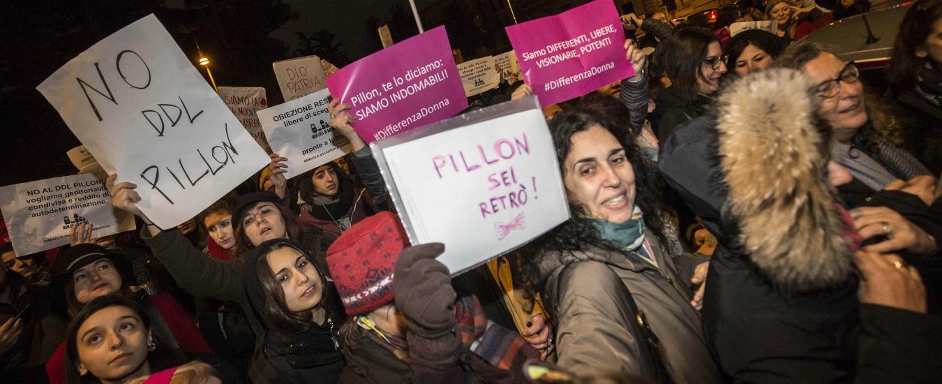 Ddl Pillon, a Roma i suoi sostenitori hanno mostrato il loro vero volto: quello della violenza – Replica