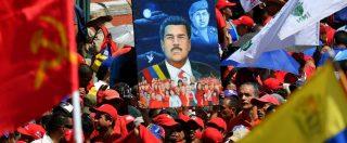 """Italo-venezuelani, appello a Mattarella dal palco di Caracas: """"Roma dalla parte sbagliata della storia"""""""