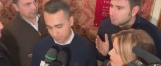 """Tav, Di Maio: """"Ridimensionamento è supercazzola"""". Poi Di Battista si arrabbia con giornalista: """"Ma le sembra normale?"""""""