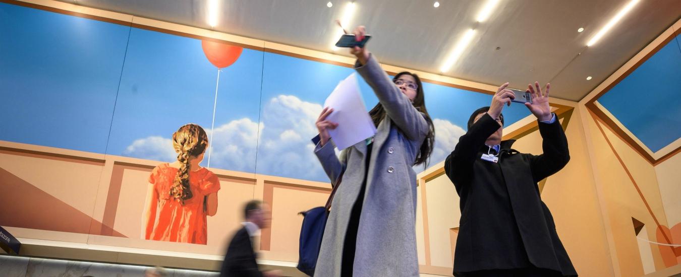 A Davos si preoccupano per l'economia, ma il pianeta ha un problema ben più grave