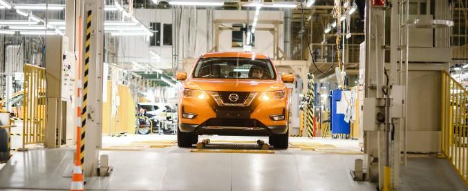Nissan, piano B contro hard Brexit: l'X-Trail non verrà prodotto in Inghilterra