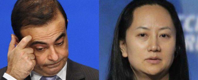 Renault e Huawei, due storie inquietanti in tempi di guerra commerciale