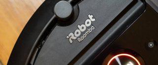 iRobot Roomba i7+, l'aspirapolvere automatico che svuota da solo il serbatoio ma costa caro