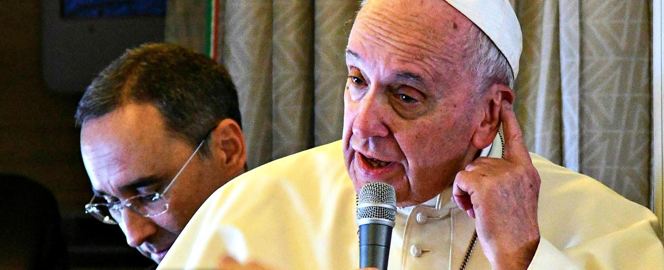 """Abusi sulle suore, il Papa ammette: """"Sono un problema. Bisogna fare di più, anche sciogliendo alcune congregazioni"""""""