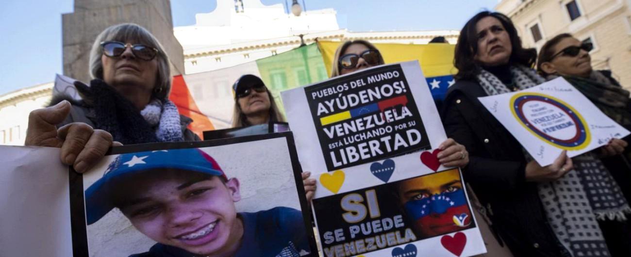 """Venezuela, Guaidò chiede un incontro a Salvini e Di Maio: """"Piano di ripristino della democrazia"""""""