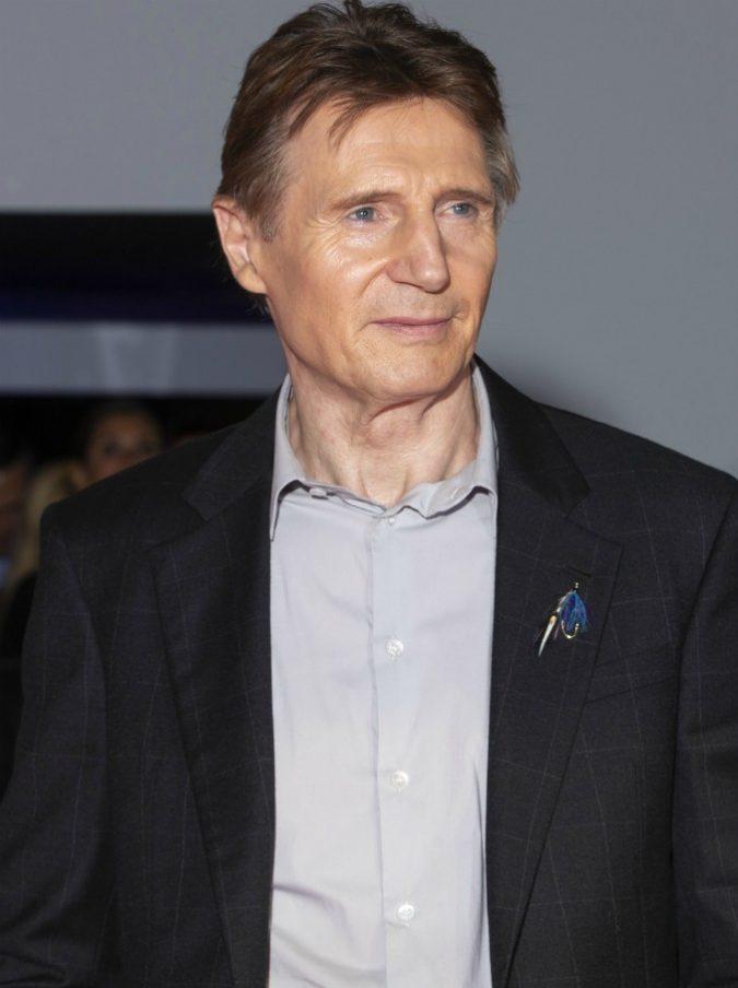 """Liam Neeson, la rivelazione choc: """"Anni fa girai per una settimana cercando un 'bastardo nero' qualsiasi da uccidere"""""""