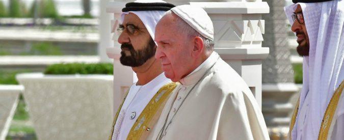 Papa Francesco ad Abu Dhabi, stavolta la notizia non sono i discorsi ma un documento