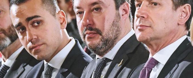 """Salvini schiera il governo: """"Nel contratto c'è il no"""""""
