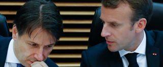 Francia richiama ambasciatore a Roma: 'Attacchi ripetuti'. Conte: 'Rapporto non compromesso'. Colle: 'Ristabilire fiducia'