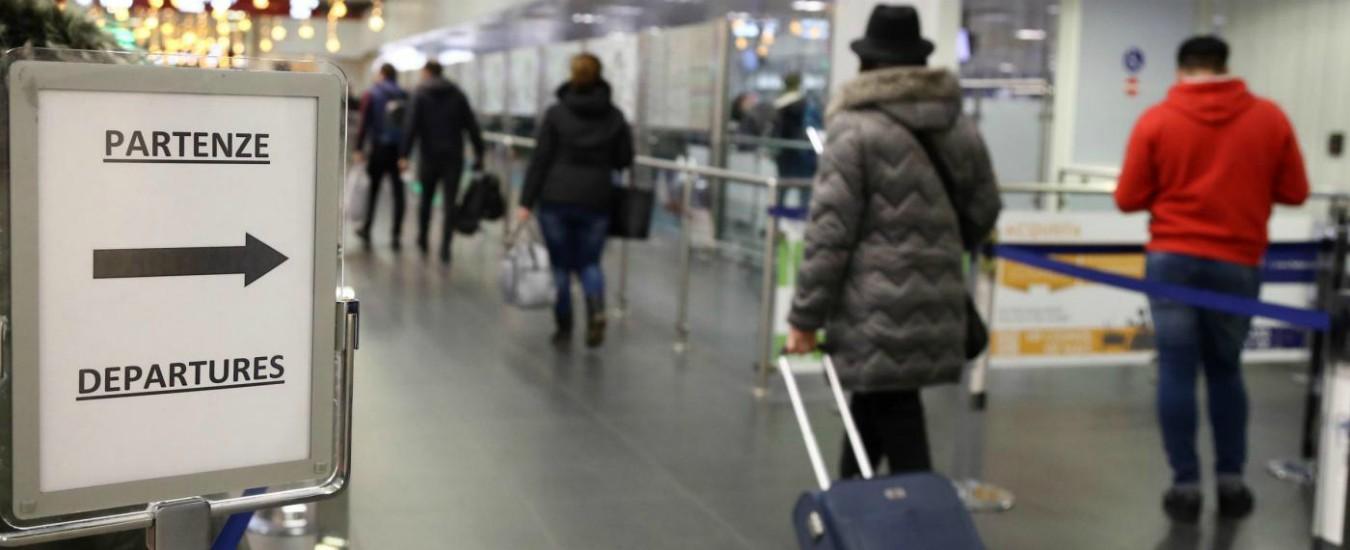 Italiani all'estero: oggi sono più di 5 milioni. E se ne vanno anche famiglie e anziani