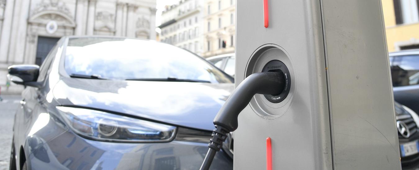 Ecobonus, Corte dei Conti registra il decreto che sblocca gli incentivi per l'acquisto di auto elettriche e ibride
