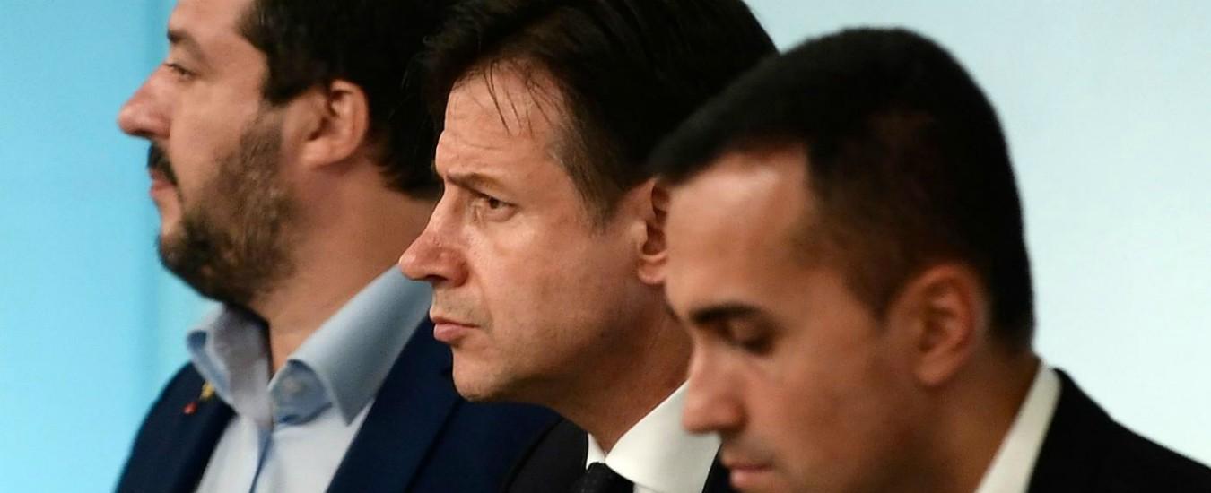 """Governo, Salvini: """"Con Di Maio ritrovata sintonia. Salario minimo? Disponibile a parlarne, prima ridurre tasse"""""""