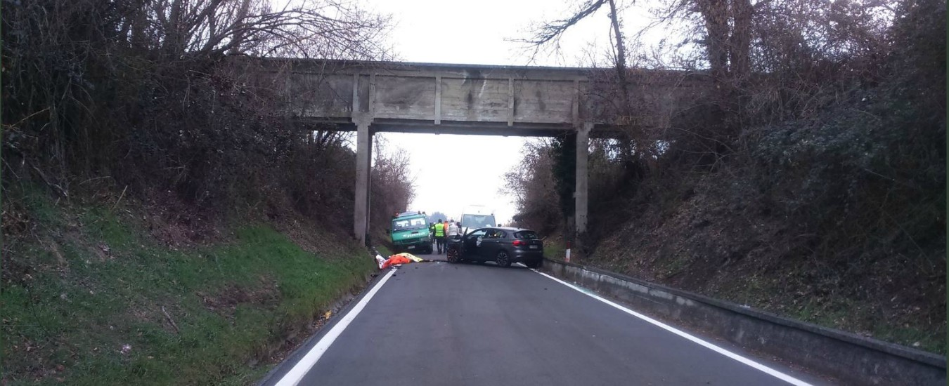 Torino, due operai travolti da un'auto: morti sul colpo. Alla guida un 83enne