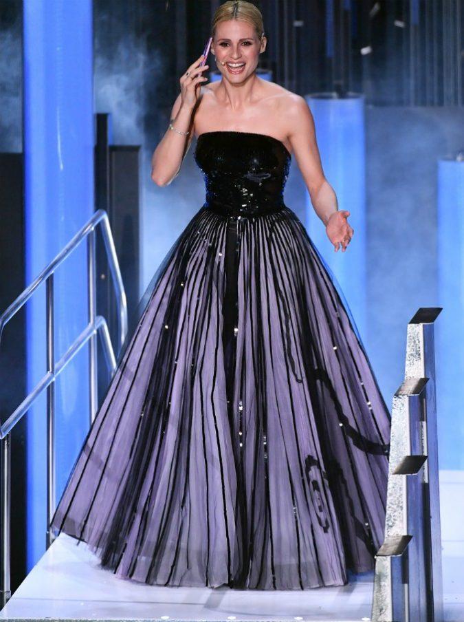 Sanremo 2019, le pagelle ai look della seconda serata: bocciati i tre ragazzi de Il Volo, meno male invece che è tornata Michelle Hunziker – FOTO