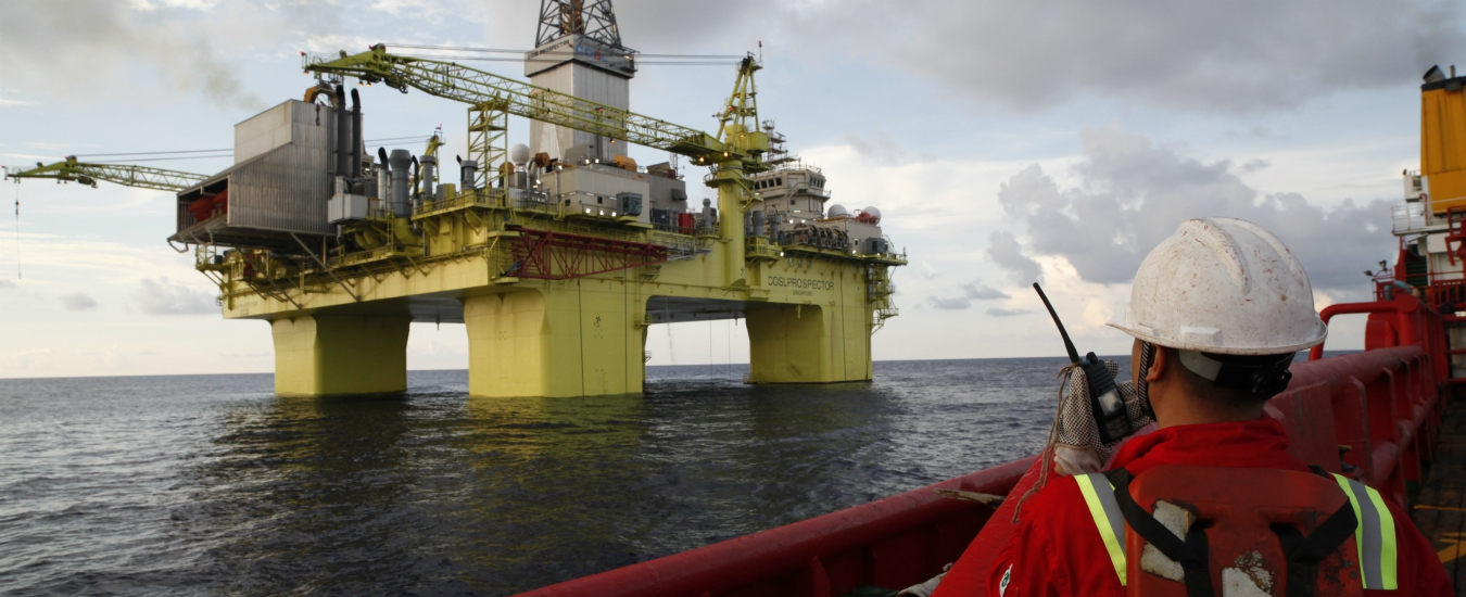 Trivelle, il disastro nel Mare del Nord deve servire da lezione per l'Italia