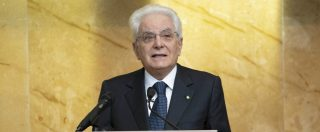 """Autonomie, Mattarella: """"Serve equilibrio tra competenze come da Costituzione"""""""
