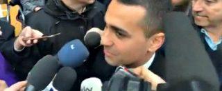 """Ex Popolari, Di Maio: """"Questa settimana decreti per erogare soldi. Paragone presidente Commissione banche"""""""