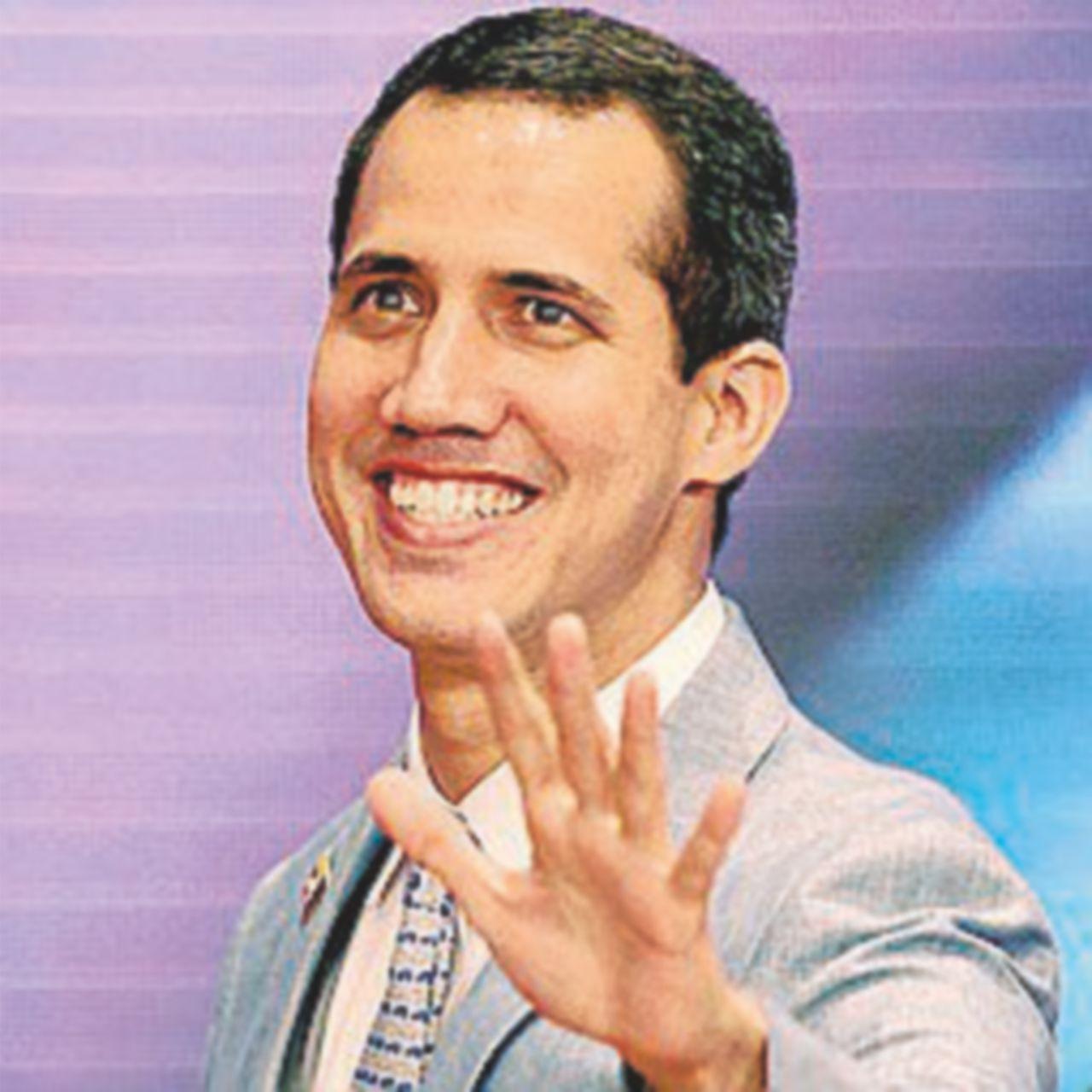 """Juan Guaidó: """"Ho un piano per fare entrare gli aiuti Usa"""""""