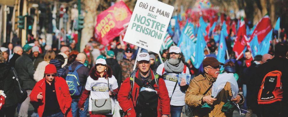 "I sindacati tornano in piazza: ""Ora veniteci a contare voi"""