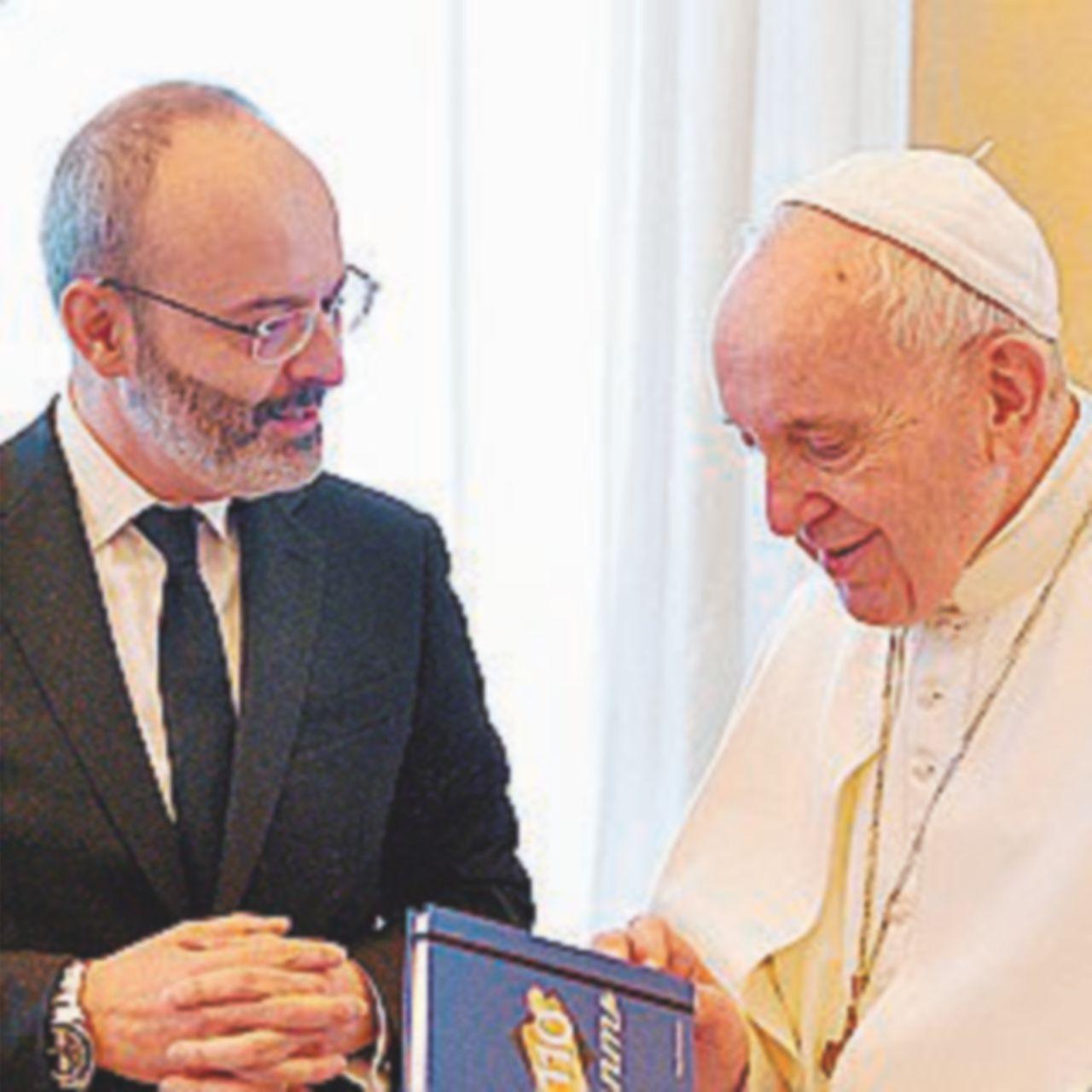 """Il Papa incontra i magistrati: """"Siate sempre indipendenti"""""""