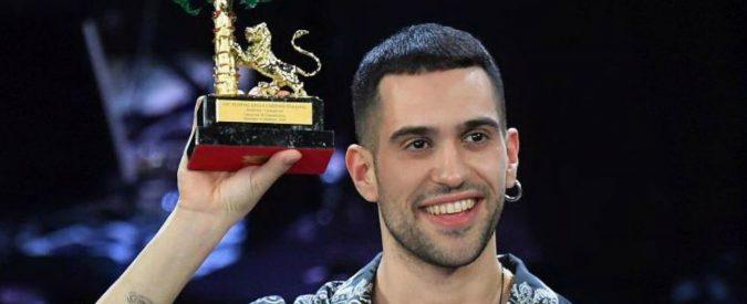 Sanremo 2019, il gioco ambiguo di Mahmood spaventa chi lucra sulla paura degli altri