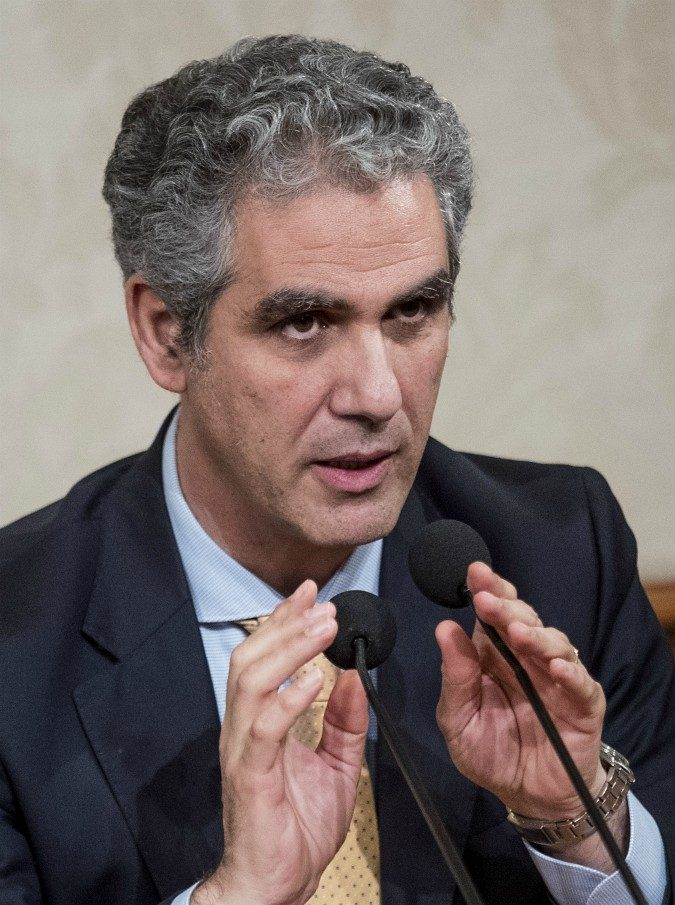 """Sanremo 2019, il presidente della Rai Marcello Foa: """"Il sistema di voto va corretto"""""""