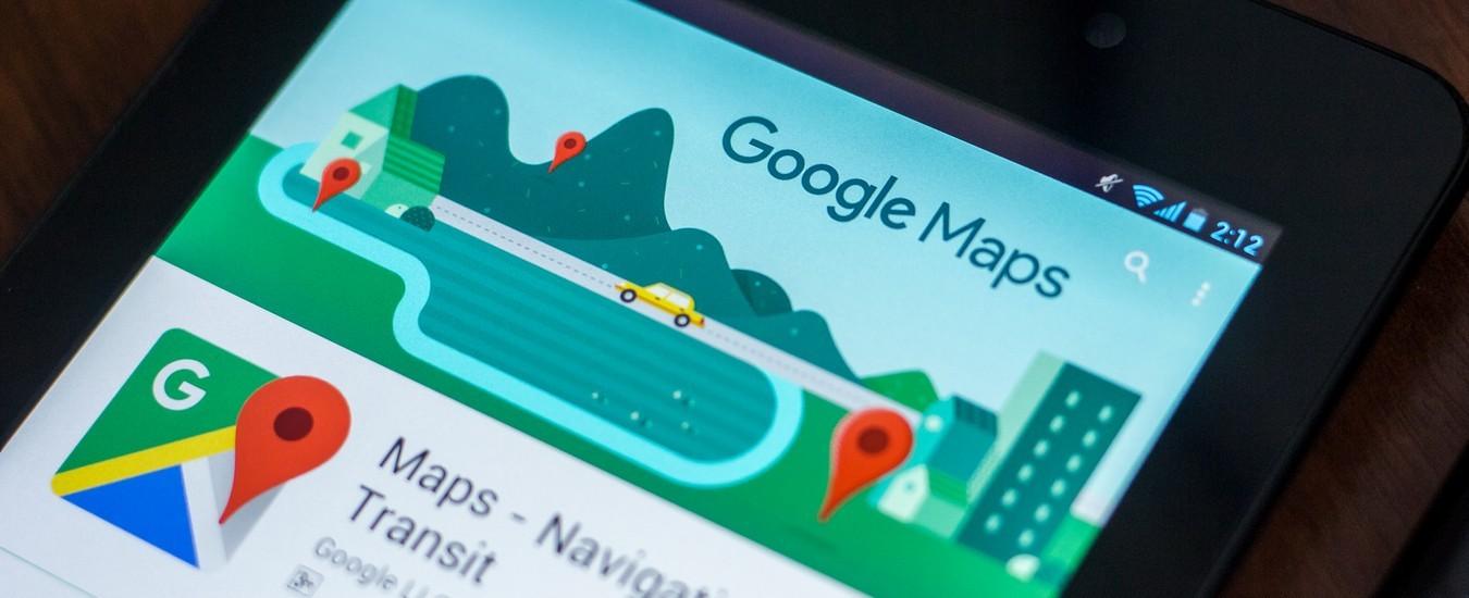 Google Maps sperimenta la Realtà Aumentata e l'Intelligenza Artificiale per guidare meglio i pedoni a destinazione