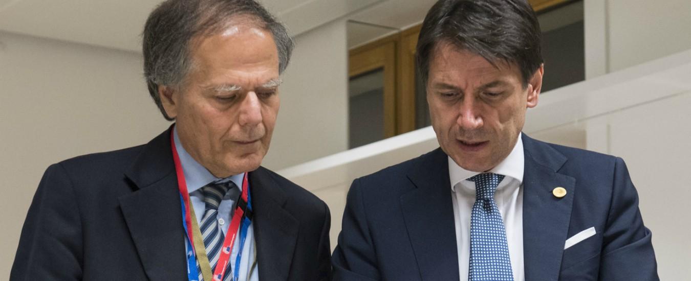 """Crisi Italia-Francia, Moavero: """"Conte decide se intervenire su Di Maio e Salvini. A lui spetta la sintesi"""""""