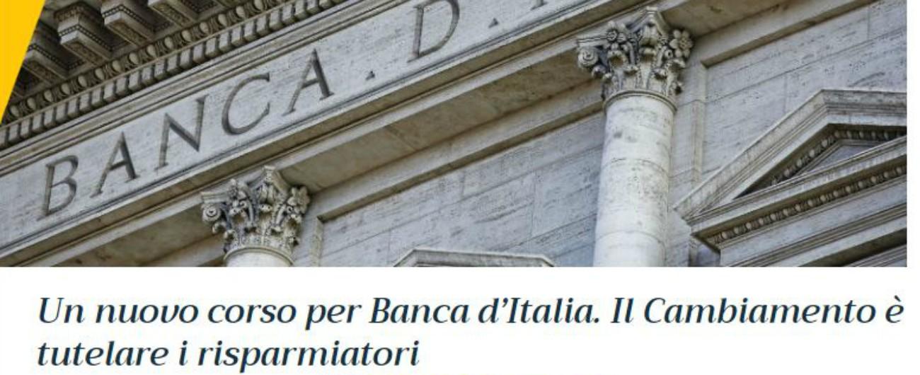 Bankitalia Blog M5s Indipendenza Non Diventi Mancanza Di