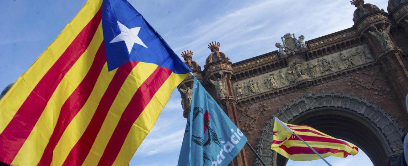 Spagna, la Corte Suprema processa i leader catalani: nove sono in carcere