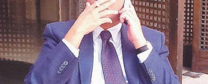 Alfano jr. fa carriera in Poste e sbarca a Roma
