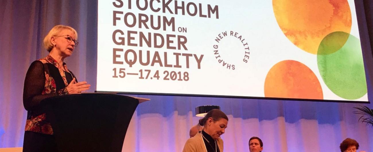 Svezia vs Pillon, l'ambasciatore scrive al Fatto.it e replica alle accuse. A Stoccolma il femminismo è strategia di governo