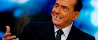 """Berlusconi, nuovo show su Rete4 contro M5s: """"Italiani, siete un vergogna. Ma come si fa a ragionare così?"""""""