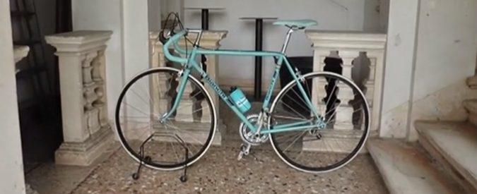 Fausto Coppi, rubata la bici originale del 1948. Un furto grottesco, con finale romantico