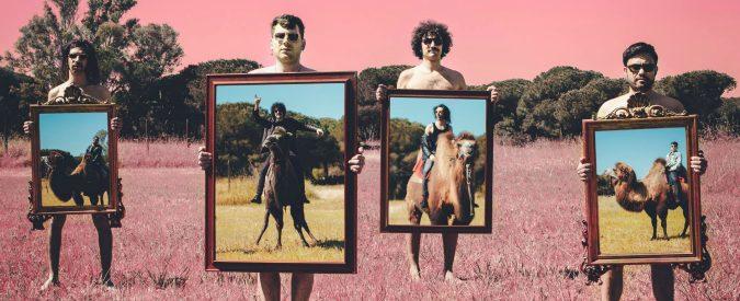 Big Mountain County, una band italiana tutta da scoprire. E il loro nuovo singolo è una vera festa