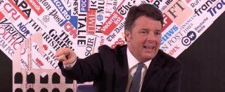 """Autonomia, Renzi: """"Non mi piace. Tema aperto con Gentiloni"""". Ex sottosegretario Bressa: """"No, c'era lui al governo"""""""