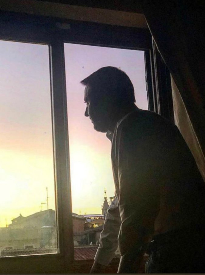 "Matteo Salvini: ""San Valentino? Una festa da abolire"""