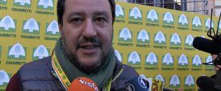 """Tav, Salvini: """"Più veloci viaggiano le merci e le persone e meglio è. Analisi costi-benefici? Non mi ha convinto"""""""