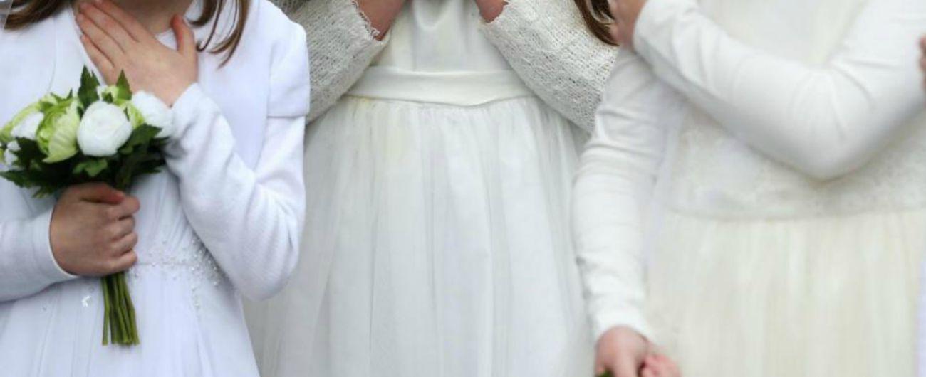 Unicef, 'ogni anno 12 milioni di spose bambine'. Campagna per San Valentino: 'Matrimoni precoci non sono vero amore'