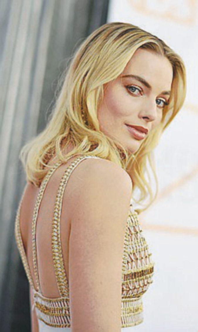 Margot  pigliatutto, dalla Barbie a Tarantino