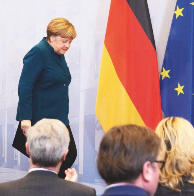 La Germania evita per un pelo una recessione