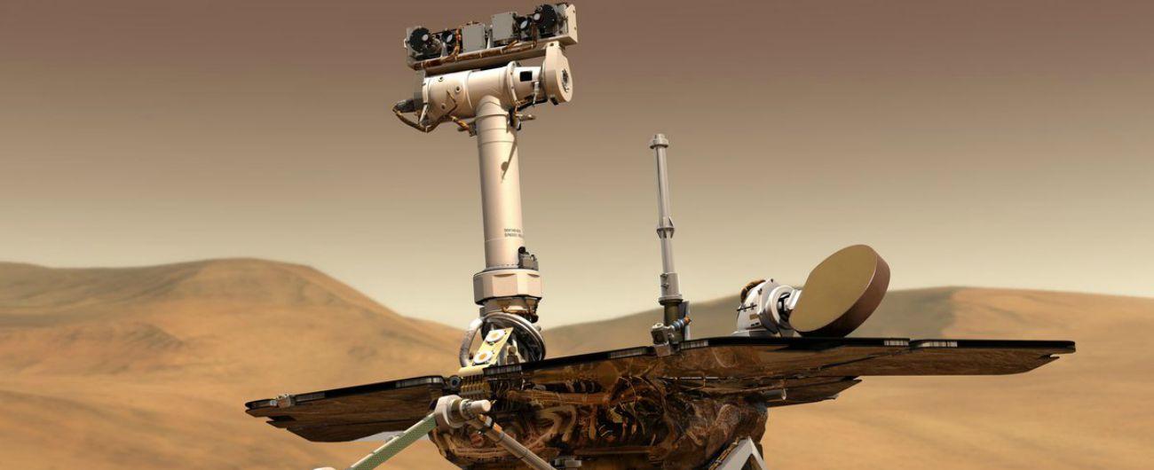 Opportunity, l'ultimo messaggio del rover della Nasa prima di spegnersi