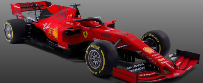 Ferrari, la nuova SF90 presentata a Maranello. Il 17 marzo via al mondiale di Formula Uno a Melbourne