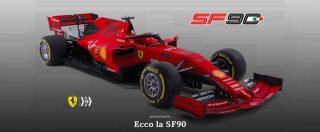 Ferrari 2019, la nuova SF90 lascia un po' delusi. E per ora non fa paura