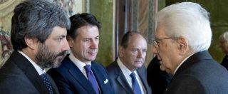 """Autonomia, ora lo scontro è sul ruolo del Parlamento. Fico e Conte: """"Sia centrale"""". Ma la Lega: """"E' ora di concludere"""""""